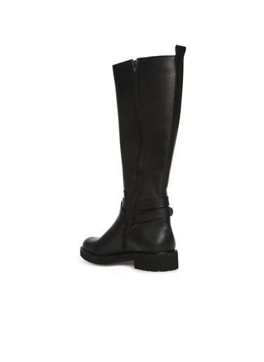Divarese Çizme Siyah